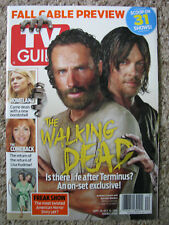 TV GUIDE 2014 The Walking Dead Norman Reedus A Lincoln American Horror Story NEW