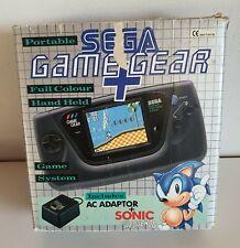 Sega Game Gear Konsole / +OVP +AnIeitung *Konsole in TOP Zustand!*  A9410