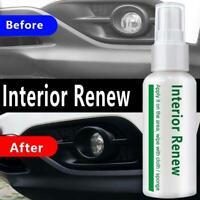 20ML Car Plastic Parts Care Retreading Agent Interior Maintenance Cleaner