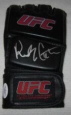 RANDY COUTURE SIGNED UFC FIGHT GLOVE CHAMPION AUTOGRAPH JSA COA