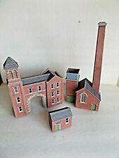 METCALFE FACTORY  BUILDINGS   OO GAUGE