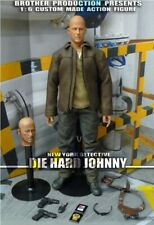 Die Hard or Live Free Johnny 'John McClane' 1:6 Scale Figure (NEW)