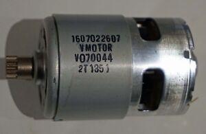 Motor Gleichstrommotor 18 V Bosch  2609004487  PSR 18 Li-2    3603J73300 / 301