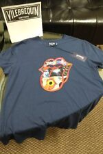 """NWT Mens Vilebrequin """"Rolling Stones"""" T Shirt..Size M ..LIMITED ED..Auth..Rare!"""
