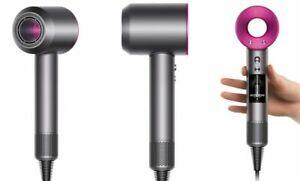 Dyson Supersonic Hair Dryer Bundle - Pink Still Sealed NIB w/Accessories