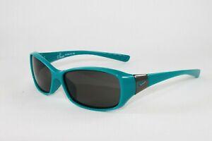 Nike Siren EV0580 301 Womens sunglasses Lush Teal with Grey Lens Size 58 NWT