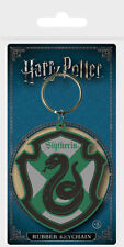 Harry Potter (Slytherin) Rubber Keychain / Keyring *OFFICIAL PRODUCT*