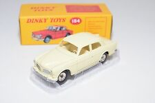 / / ATLAS DINKY TOYS 184 VOLVO AMAZONE AMAZON 122S 122 S CREAM MINT BOXED