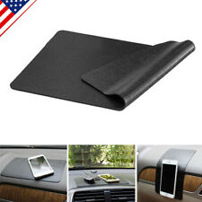 Car Dashboard Sticky Pad Anti-Slip Silicone Large Mat For Cell Phone Holder GPS