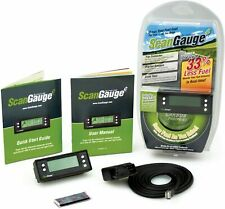 ScanGauge Ultra Compact MPG Gauge and Vehicle Monitor Automotive Computer - NEW!
