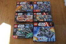 Lego Star Wars 75100 75137 75141 75168 75169 75173 colección OVP PayPal