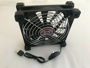 Evercool 140mm USB Cooling Fan UFAN-014