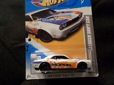 HW HOT WHEELS 2012 CODE CARS #4/22 DODGE CHALLENGER DRIFT CAR MOPAR HOTWHEELS