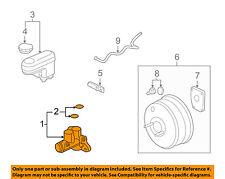 GM OEM-Brake Master Cylinder 19151463