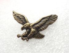 P1 Small Biker Eagle Lapel Pin Badge Brooch