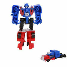 Transformers Mini Robot Car Semi Truck autobots optimus prime action figure gift