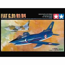 TAMIYA 61610 FIAT G.91/R1/R4 1/100 scale plastic model kit