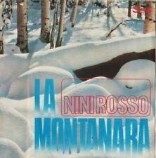 """Nini Rosso La Montanara  [7"""" Single]"""