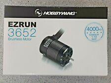 HobbyWing 30402601 Ezrun 3652 G2 Sensorless Brushless Motor 4000Kv Brand New!!