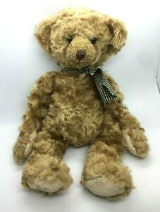 Barton Creek Collectible Fully Jointed Simulated Mohair Teddy Bear Hildegard 20C