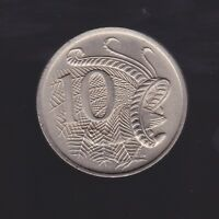 1974  Australia 10 Cent Coin  I-874