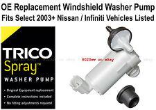 Windshield / Wiper Washer Fluid Pump - Trico Spray 11-616