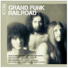 Icon ** Grand Funk Railroad (Hard Rock Collection) Audio Music, 1-CD Set