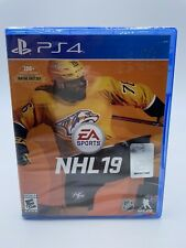 NHL 19 Sony PlayStation 4 PS4 *NEW Factory Sealed