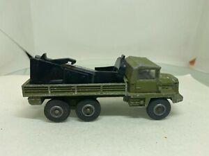 Dinky Toys 620 Berliet Gazelle Missile Launcher