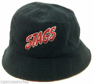 NBA Chicago Stags Reebok Bucket Safari Hat Cap NEW!!