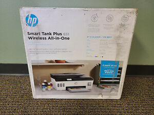 Brand New HP Smart Tank Plus 651 Wireless All-in-One Tank Printer + 2 Years Ink
