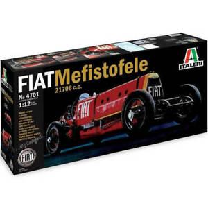 Italeri 1/12 Fiat Mefistofele 21706 c.c. Kit (New)