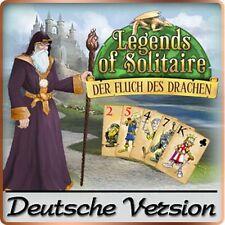 Legends of Solitaire 2 - Der Fluch des Drachen - PC - Windows XP / VISTA / 7 / 8