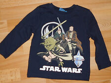 Langarm - Shirt  in Gr 98  Star Wars  + + super + Langarmshirt Pullover