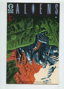 Aliens #3 (1988) Dark Horse 1st Print High Grade NM- 9.2