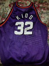 Jason Kidd Autographed Jersey Phoenix Suns
