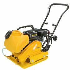 65hp Gas Hd Plate Compactor Tamper Rammer With Water Tank Bailerina Compactadora