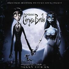 FREE US SHIP. on ANY 3+ CDs! NEW CD Danny Elfman: The Corpse Bride Soundtrack
