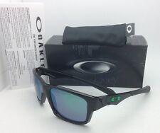 Oakley Sunglasses JUPITER SQUARED OO9135-05 Black Frames w/ Jade Mirrored Lenses