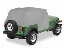 JEEP WRANGLER YJ 92 - 95 BESTOP ALL WEATHER TRAIL COVER - COLOUR GREY