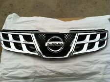 NEW OEM 2012 NISSAN ROGUE FRONT GRILLE ASSEMBLY - WITH AROUND VIEW CAMERA