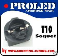 Soquet pour ampoule led tableau de bord / Veilleuse T10