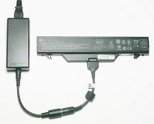 External Laptop Battery Charger for HP ProBook 4510s 4710s, 513129 513130 535753