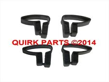 2000-2012 Subaru Forester Roof Ski & Snowboard Rack Attachment Clamps OEM NEW