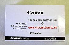 Genuine Canon Print Head QY6-0083-000 iP8750, MG7550 & MG7750 Range - From UK