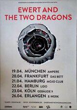 EWERT AND THE TWO DRAGONS - 2015 - Tourplakat - Circles - Tourposter