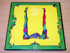 EX !! The Incredible String Band/U/1970 Elektra Double LP + Insert
