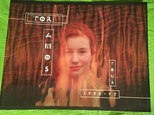 Tori Amos Tour Program 1996 Boys For Pele World Concert Blood Roses Zebra Horses