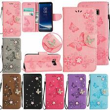 For Sony Xperia E5 XA XZ XZ2 XZ3 XA2 Ultra Magnet Leather Wallet Case Cover