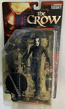 The Crow Movie Maniacs Feature Film Figures Eric Draven Action Figure